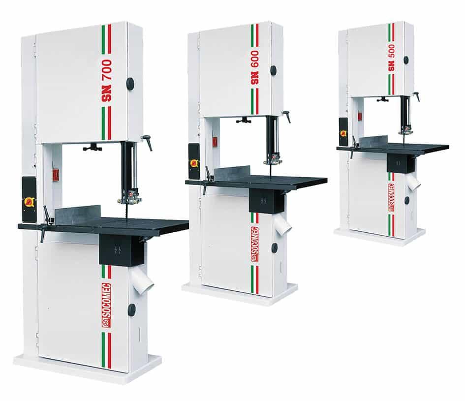 מסורי סרט בגדלים שונים SN 500-600-700