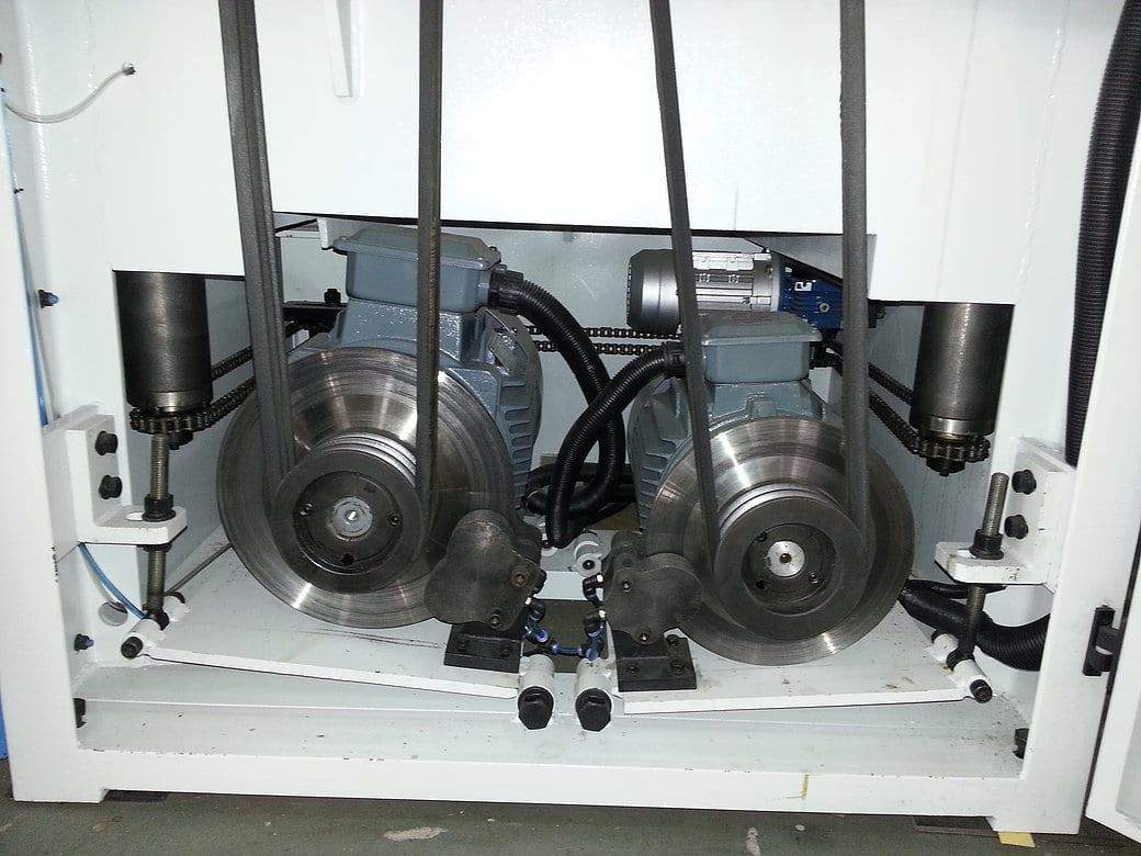 מכונת ליטוש שלייף MODEL SGJ-700-RPA - שר בן עמי