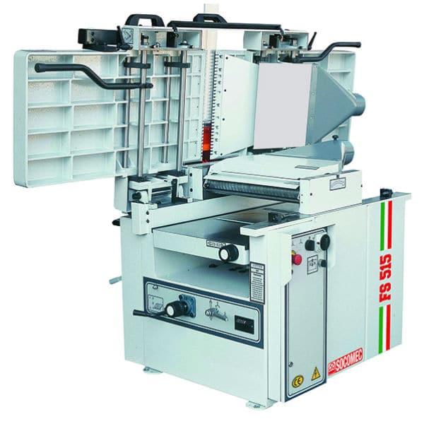 מכונת הקצעה מאסיבית משולבת SOCOMEC FS515