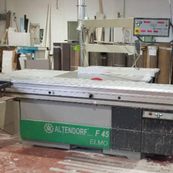 מכונות נגרות יד 2 - תוצרת גרמניה דגם - Elmo